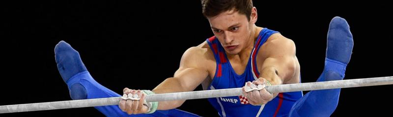 Tin Srbić osvojio zlatnu medalju